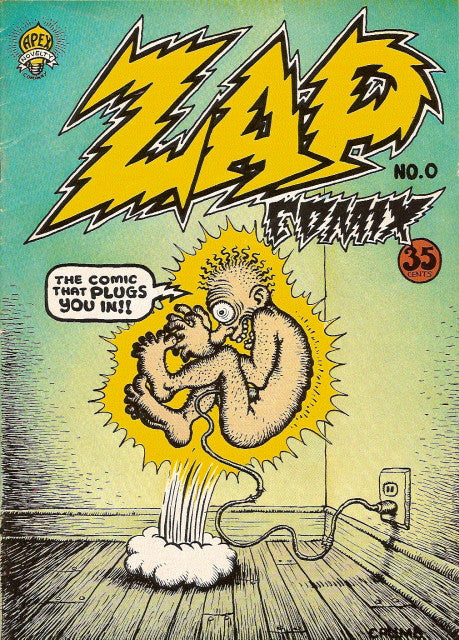 Zap Comix #  0 - 2nd printing