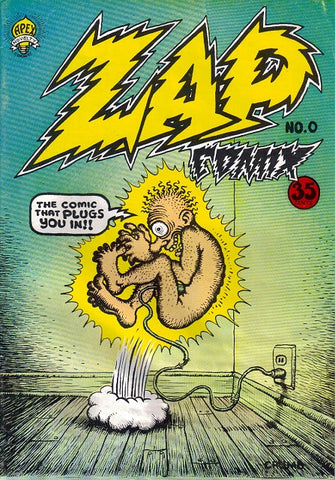 Zap Comix #  0 - 4th printing
