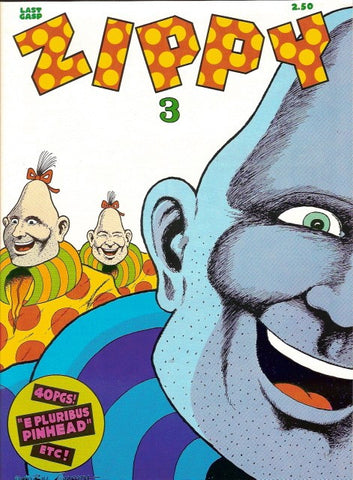 Zippy # 3 (Yow # 3), 2nd print