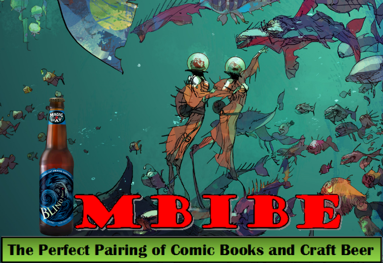 IMBIBE Issue #14: Low Tp Volume One with Blind Faith