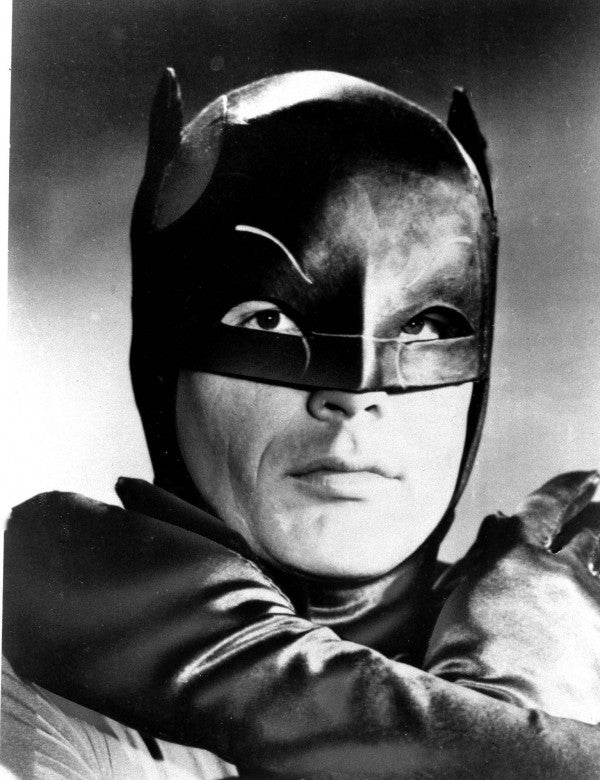 Uncanny! Remembers Adam West