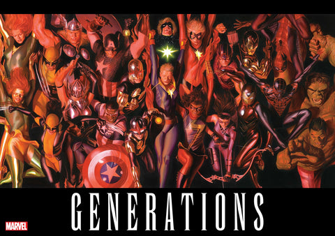 marvel generations