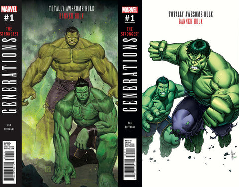 Marvel Generations Hulk