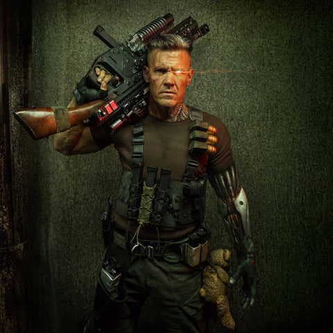 cable deadpool marvel fox josh brolin