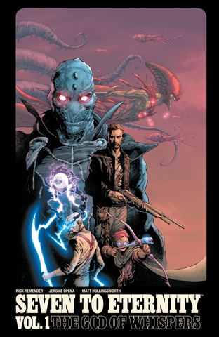 seven to eternity rick remender image comics