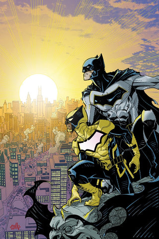 As Priorly Talked About Duke Thomas Aka The Signal Is Getting A Starring Role In Batman Title Where He And Bats Will Be Teaming Up