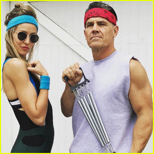 Brolin work out cable marvel