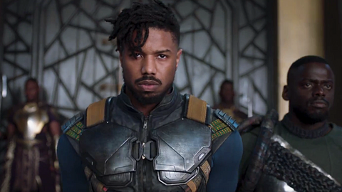 killmonger black panther michael b jordan