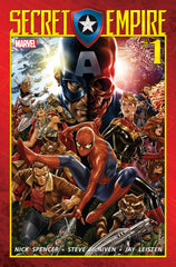 secret empire captain america marvel