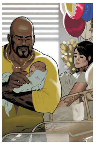 luke cage danielle jessica jones fathers day marvel