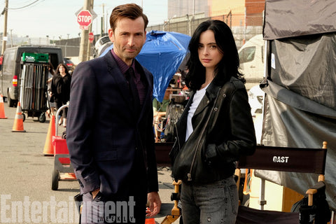 Purple Man Jessica Jones Marvel Netflix