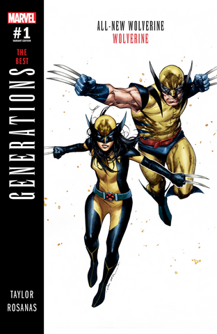 wolverine marvel generations