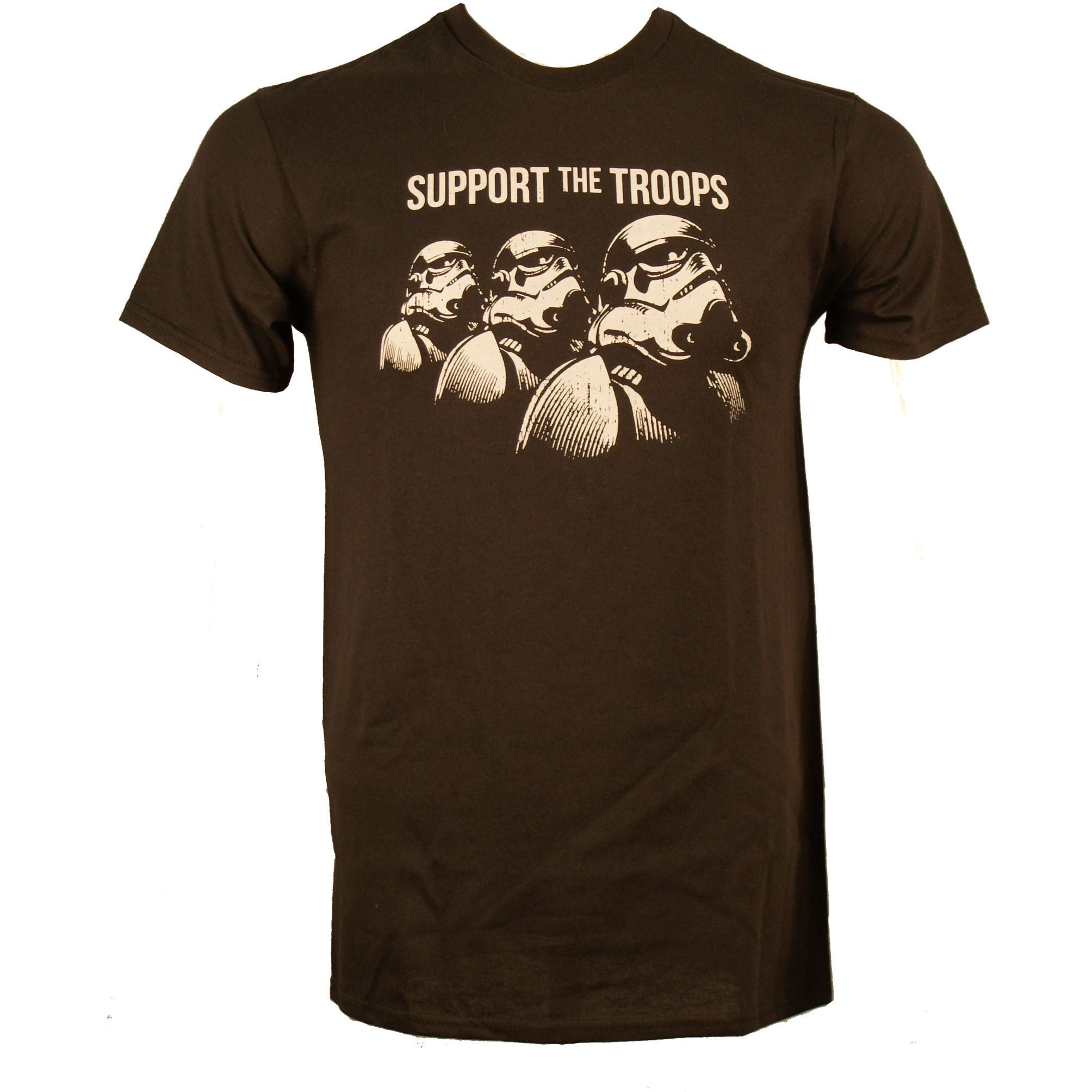 Support the Troops Men's Shirt Uncanny!