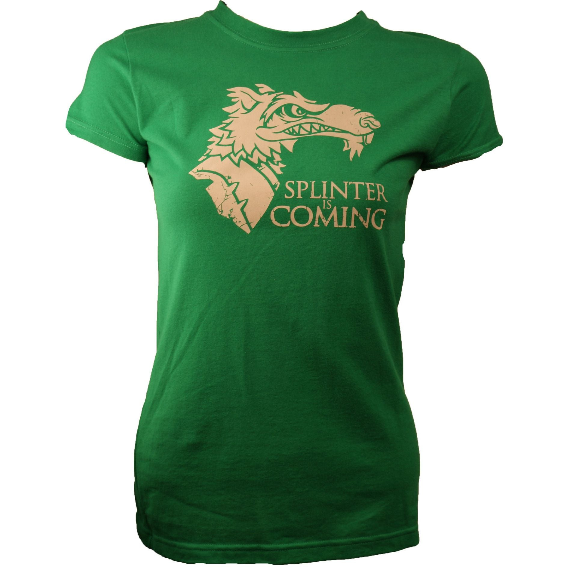 Splinter Is Coming Shirt Uncanny!