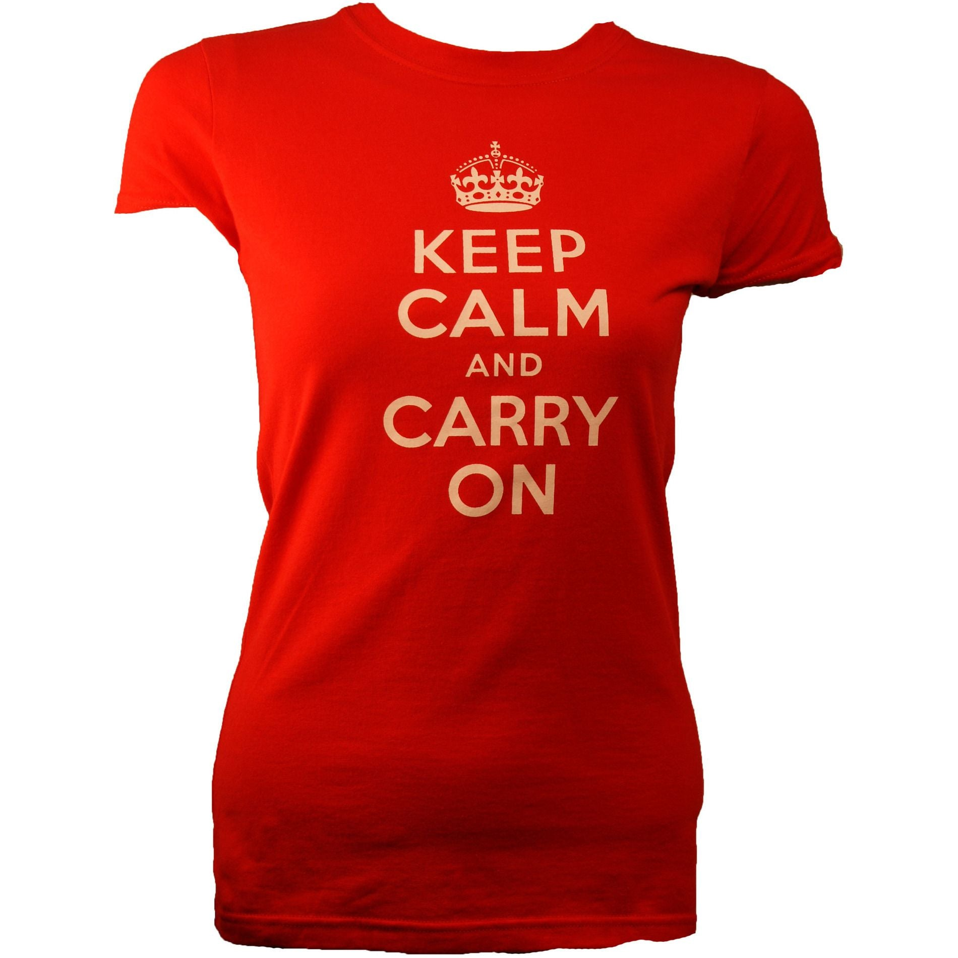 Keep Calm And Carry On Shirt Uncanny!