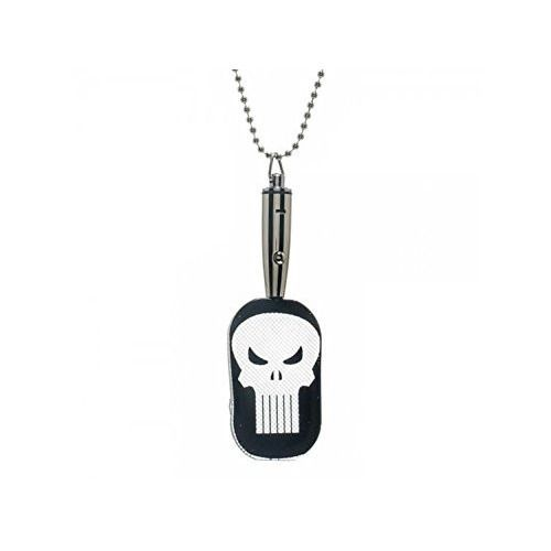Marvel Comics The Punisher LED Necklace