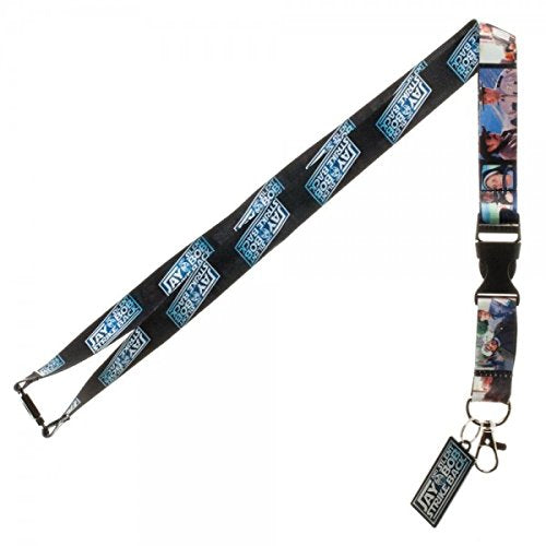 Miramax Jay and Silent Bob Strike Back Movie Lanyard