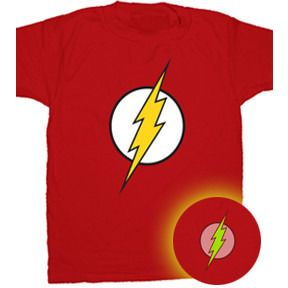 Flash Logo Men's Shirt