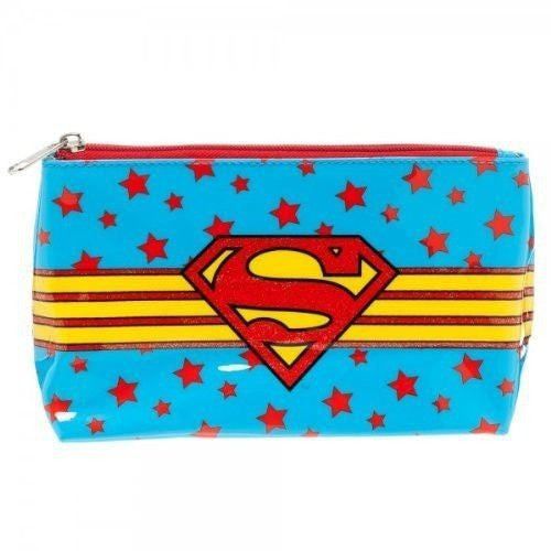 Supergirl Cosmetic Bag