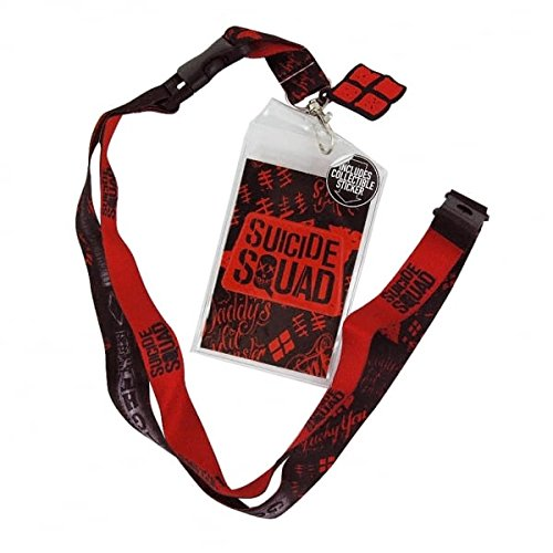Suicide Squad Harley Quinn Lanyard