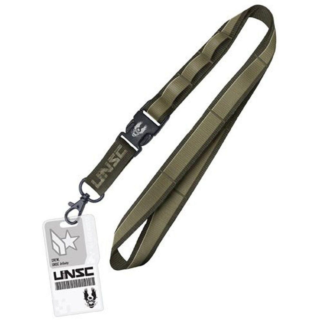 Halo 4 UNSC Lanyard Key Chain