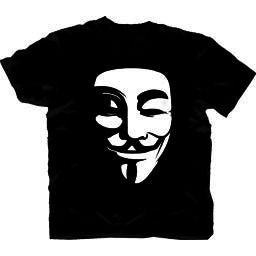 V for Vendetta Shirt Uncanny!
