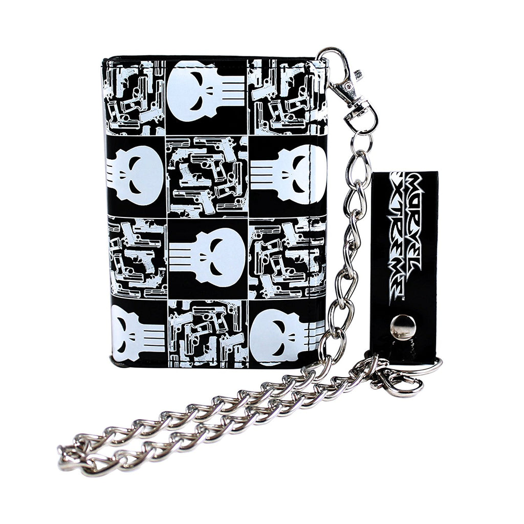 Marvel Punisher Chain Wallet