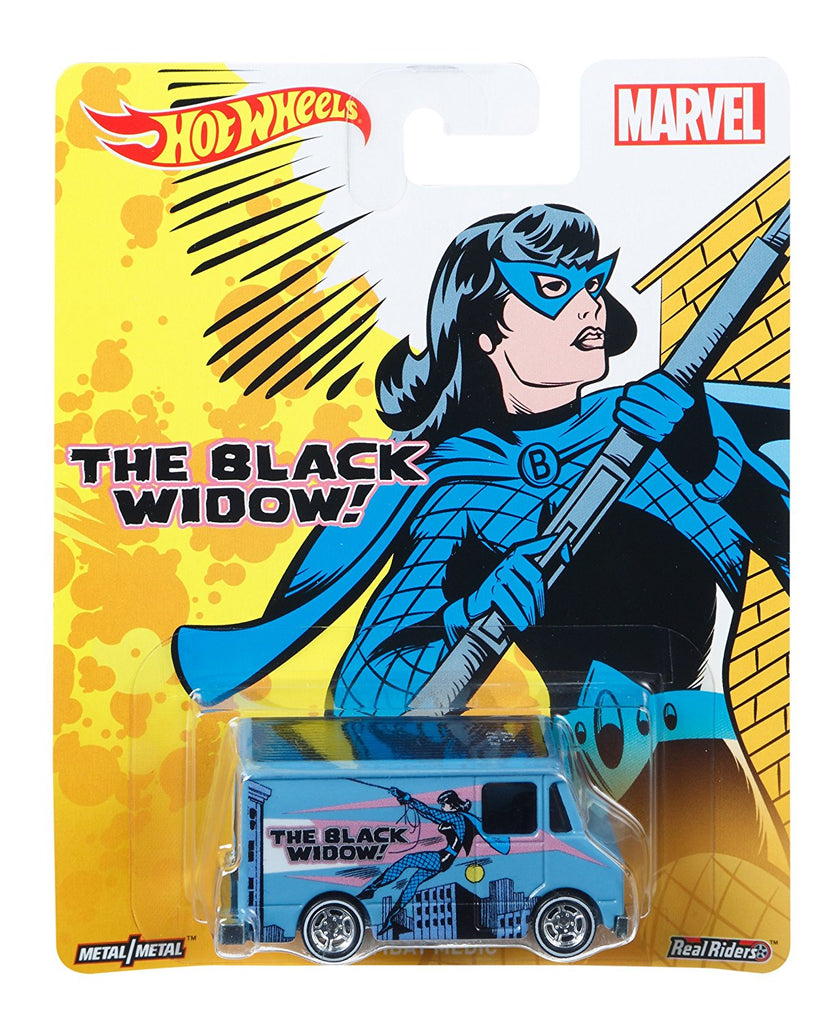 Marvel Signature Hot Wheels