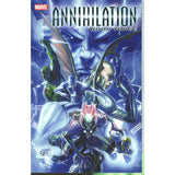 Annihilation TP Book 03 Uncanny!