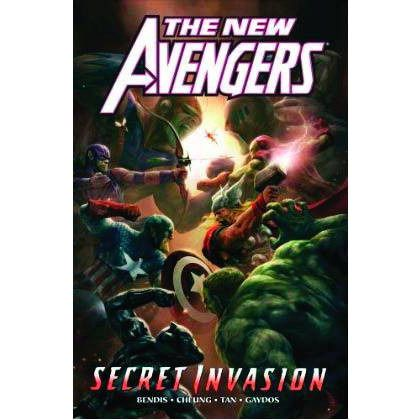 New Avengers TP VOL 09 Secret Invasion Book 02 Uncanny!