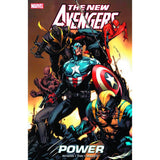 New Avengers TP Power Uncanny!