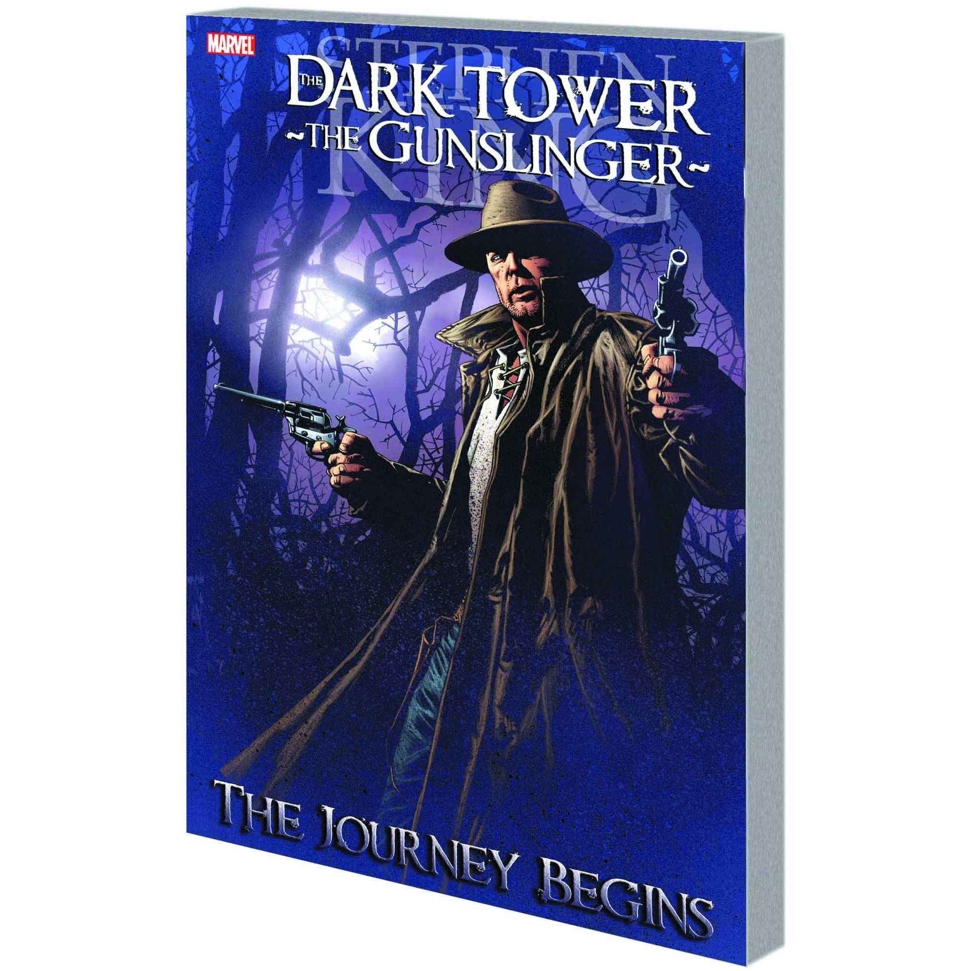 Dark Tower The Gunslinger TP Journey Begins Uncanny!
