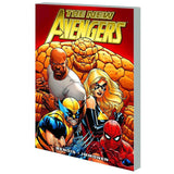 New Avengers By Brian Michael Bendis TP VOL 01 Uncanny!
