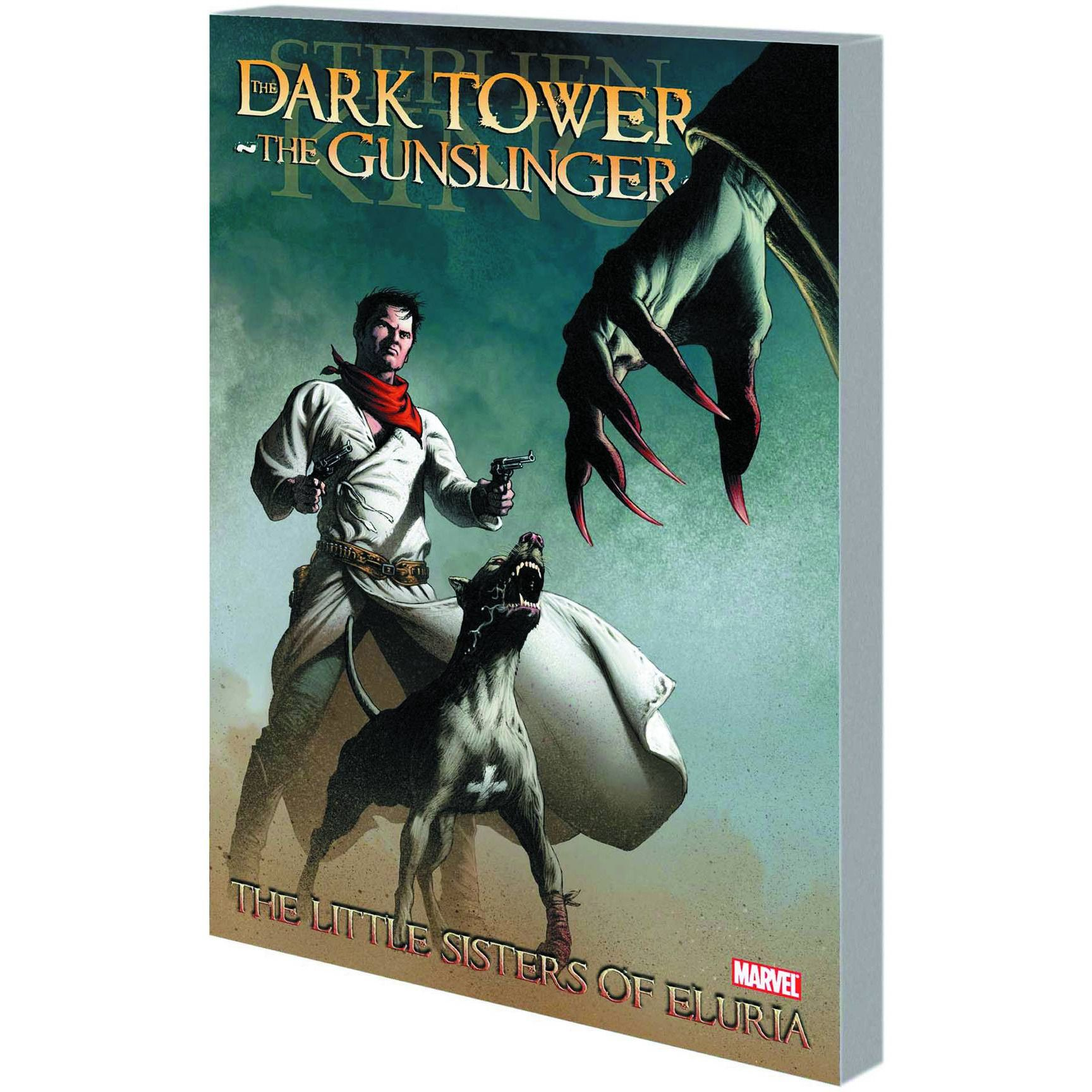 Dark Tower The Gunslinger TP Little Sisters Of Eluria Uncanny!