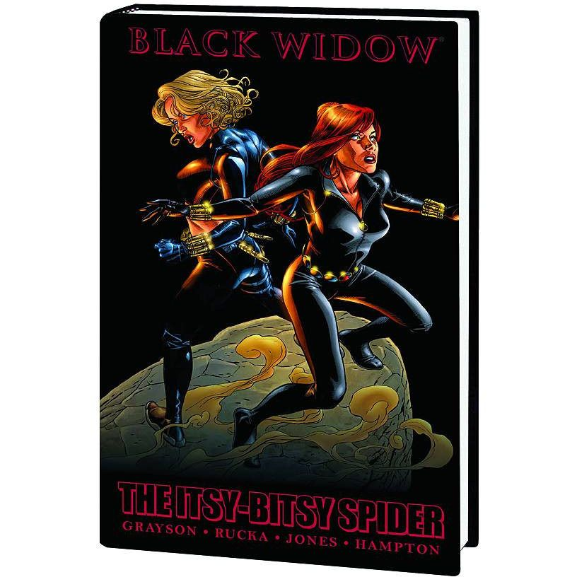 Black Widow HC The Itsy-Bitsy Spider
