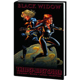 Black Widow HC The Itsy-Bitsy Spider Uncanny!