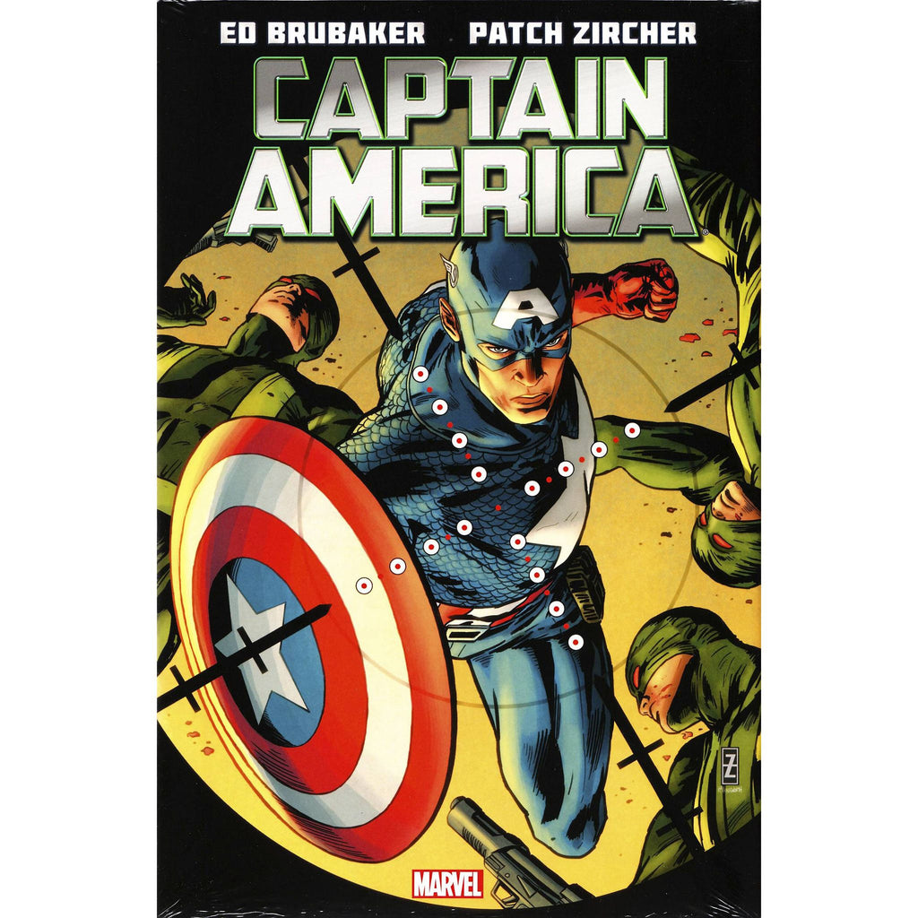 Captain America By Ed Brubaker HC VOL 03