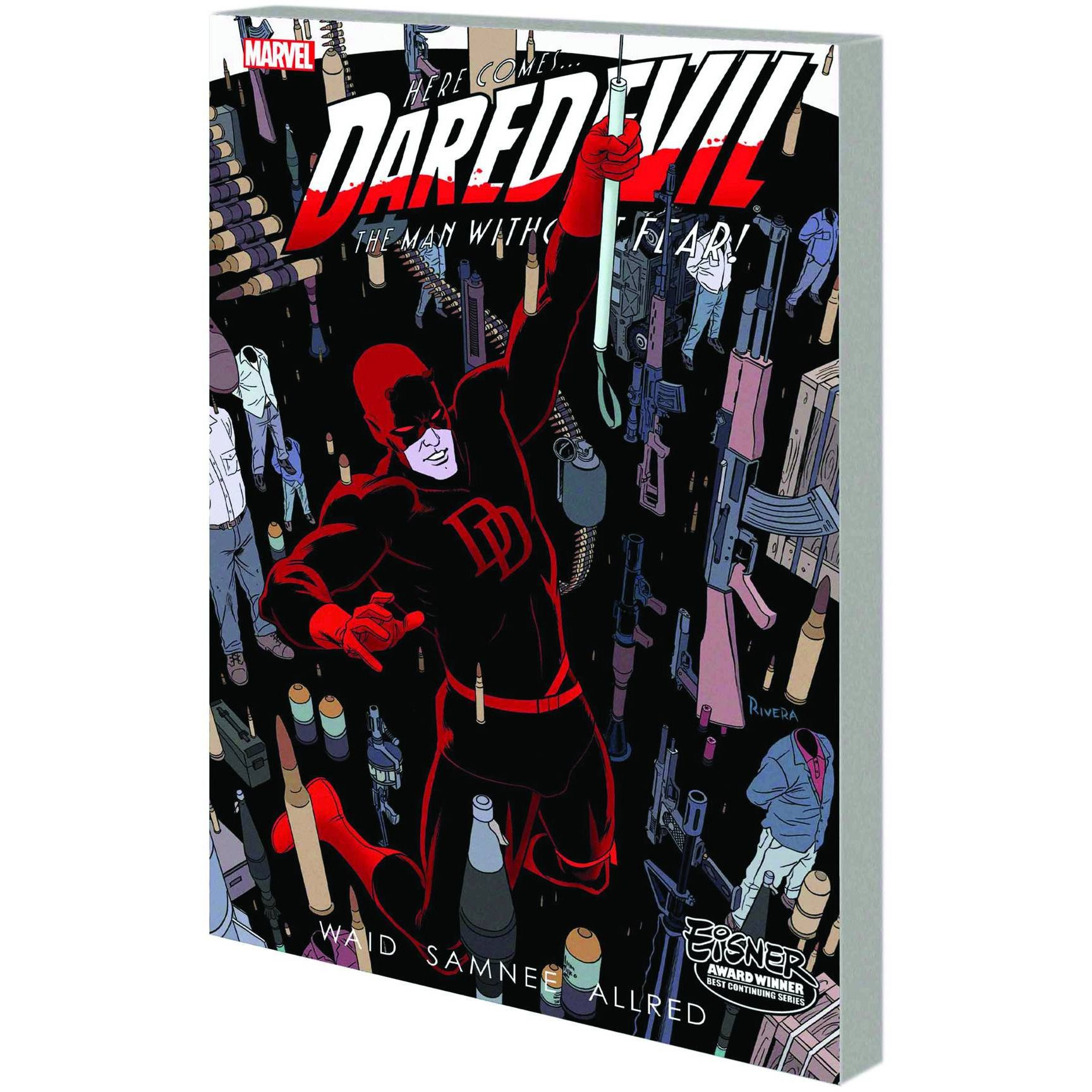 Daredevil By Mark Waid TP Vol 04 Uncanny!