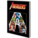 Avengers TP Book 01 Absolute Vision Uncanny!