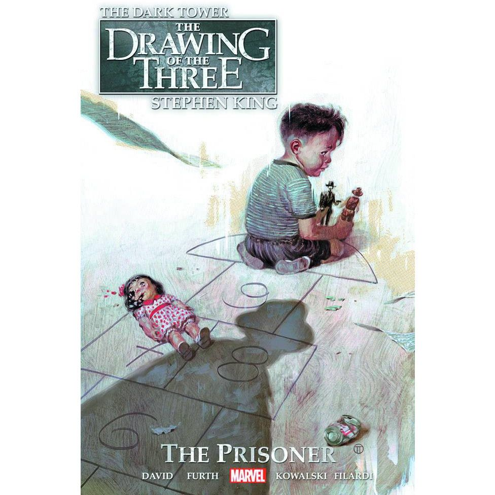 Dark Tower The Drawing Of Three TP The Prisoner Uncanny!