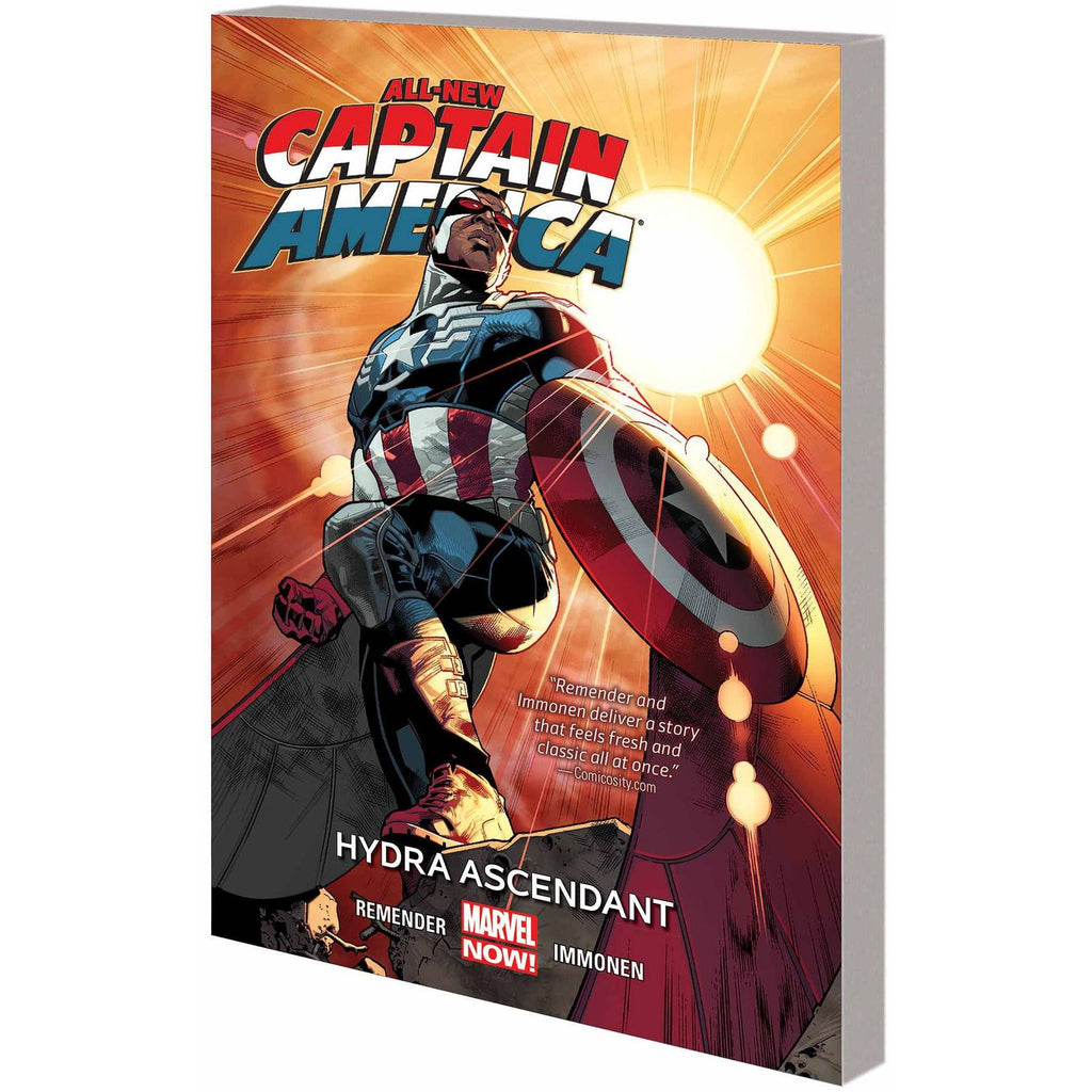 All New Captain America Hydra Ascendant Vol. 1 TP