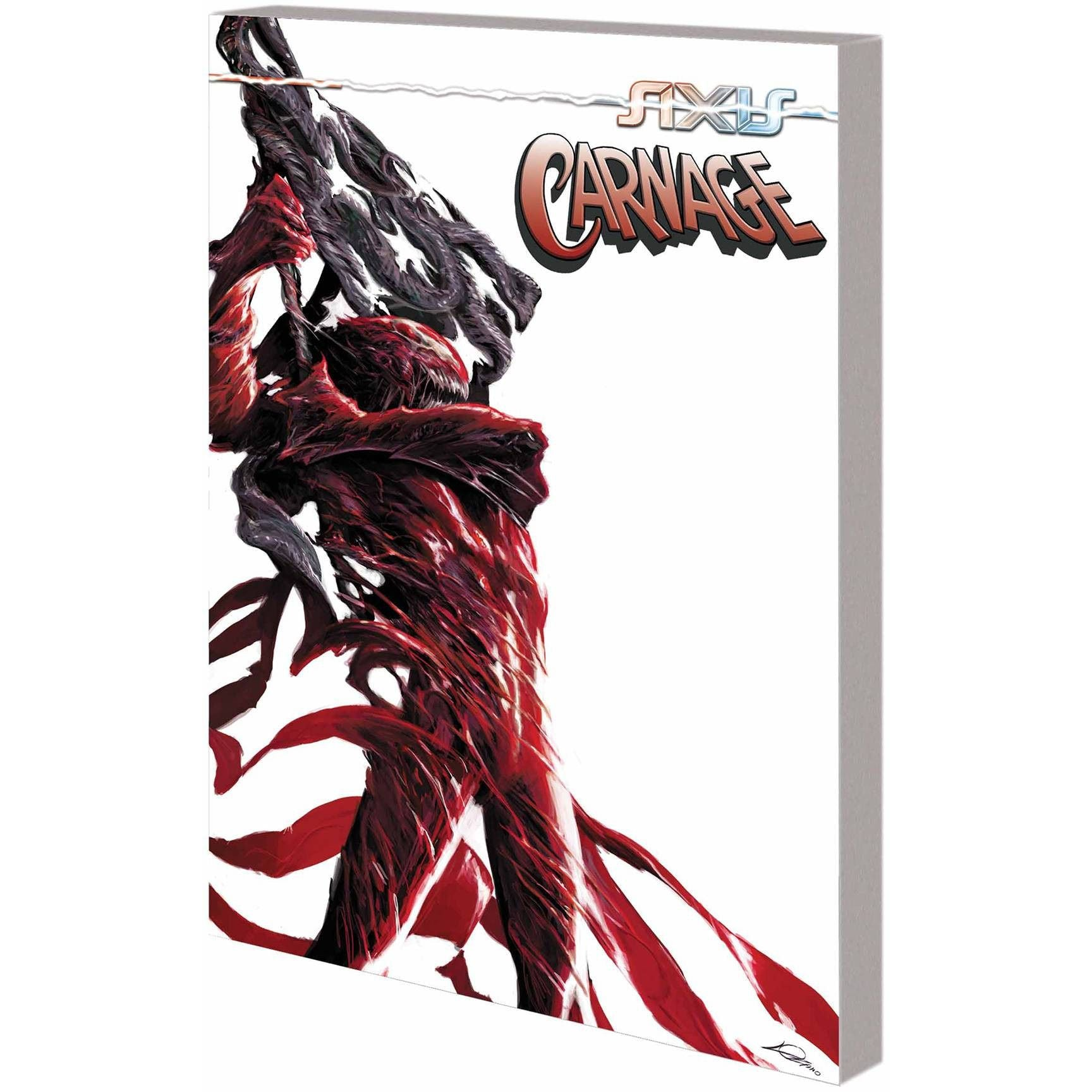 AXIS CARNAGE AND HOBGOBLIN TP Uncanny!