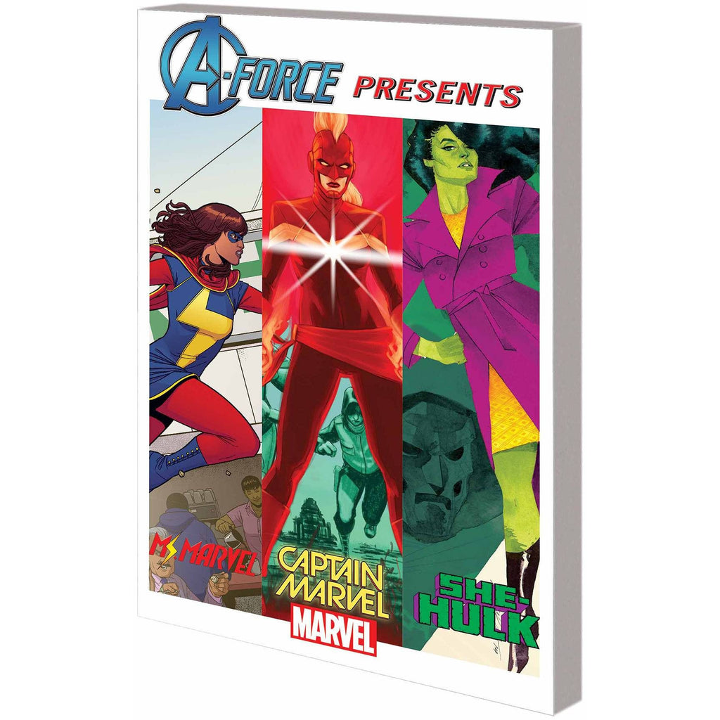 A-Force Presents TP VOL 04