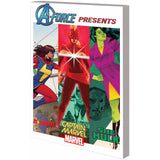 A-Force Presents TP VOL 04 Uncanny!