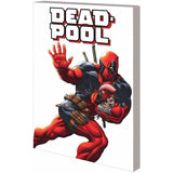 Deadpool Classic TP Vol 11 Merc With A Mouth Uncanny!