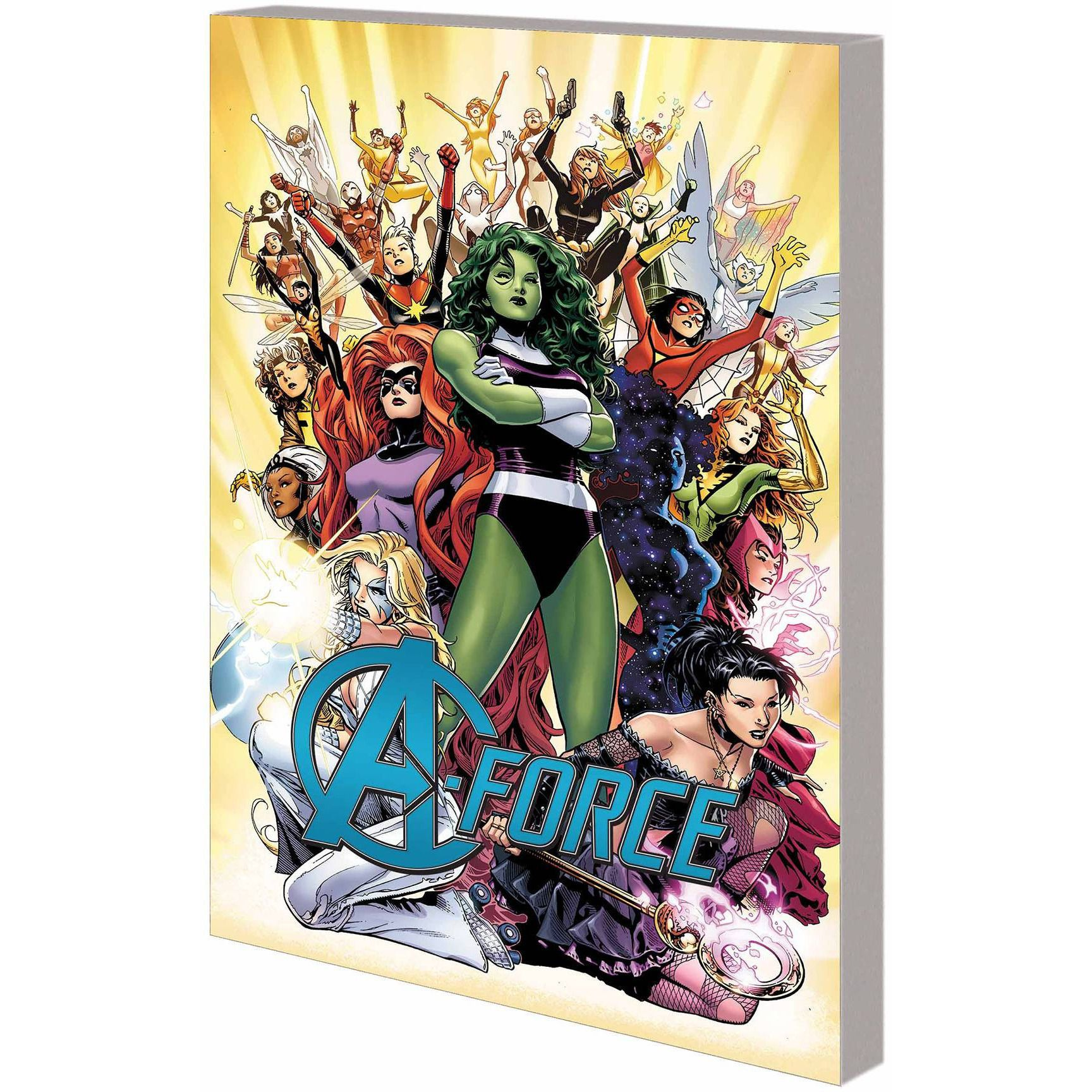 A-Force TP Warzones Vol. 00 Uncanny!
