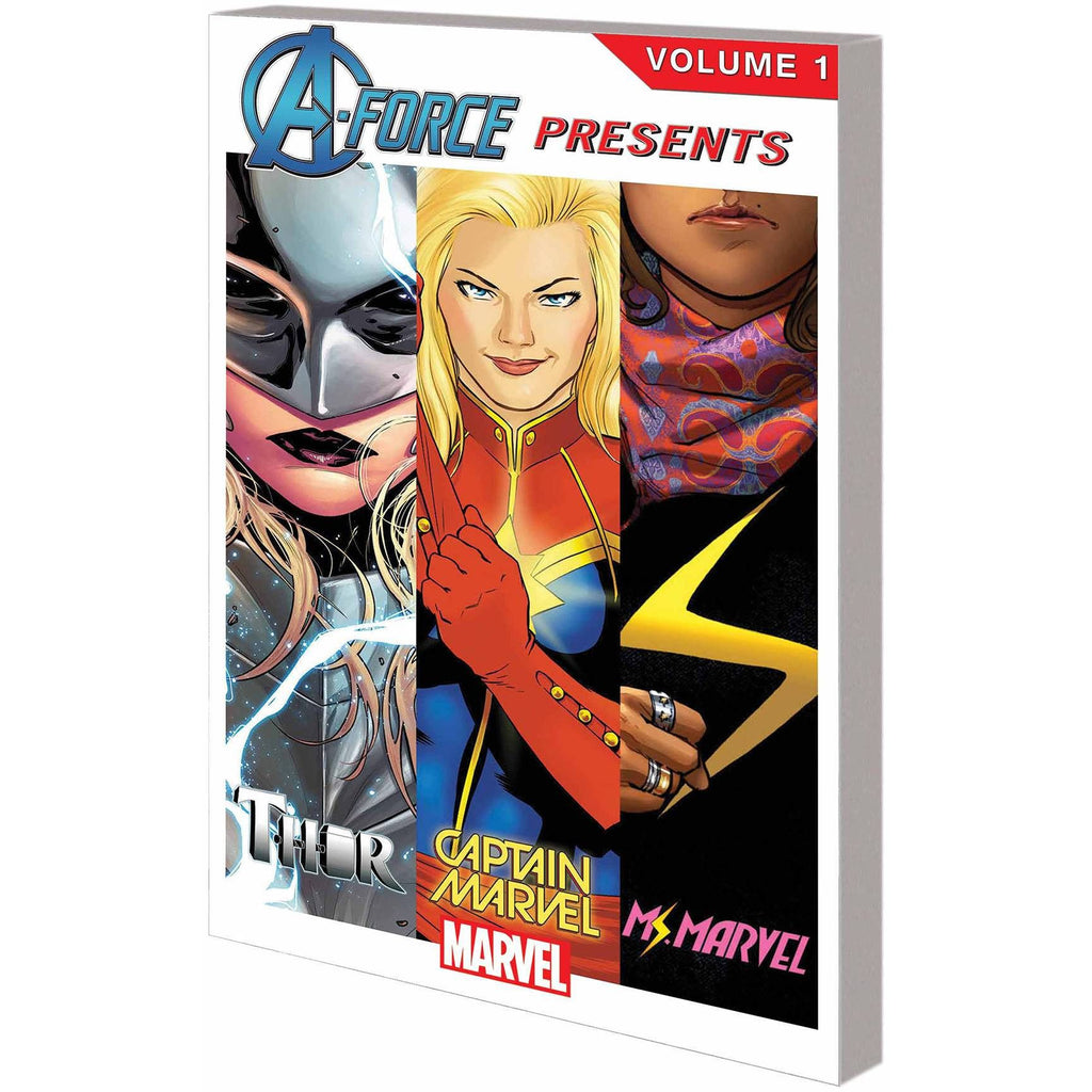 A-Force Presents TP VOL 01