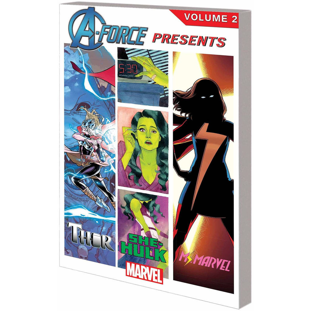 A-Force Presents TP VOL 02