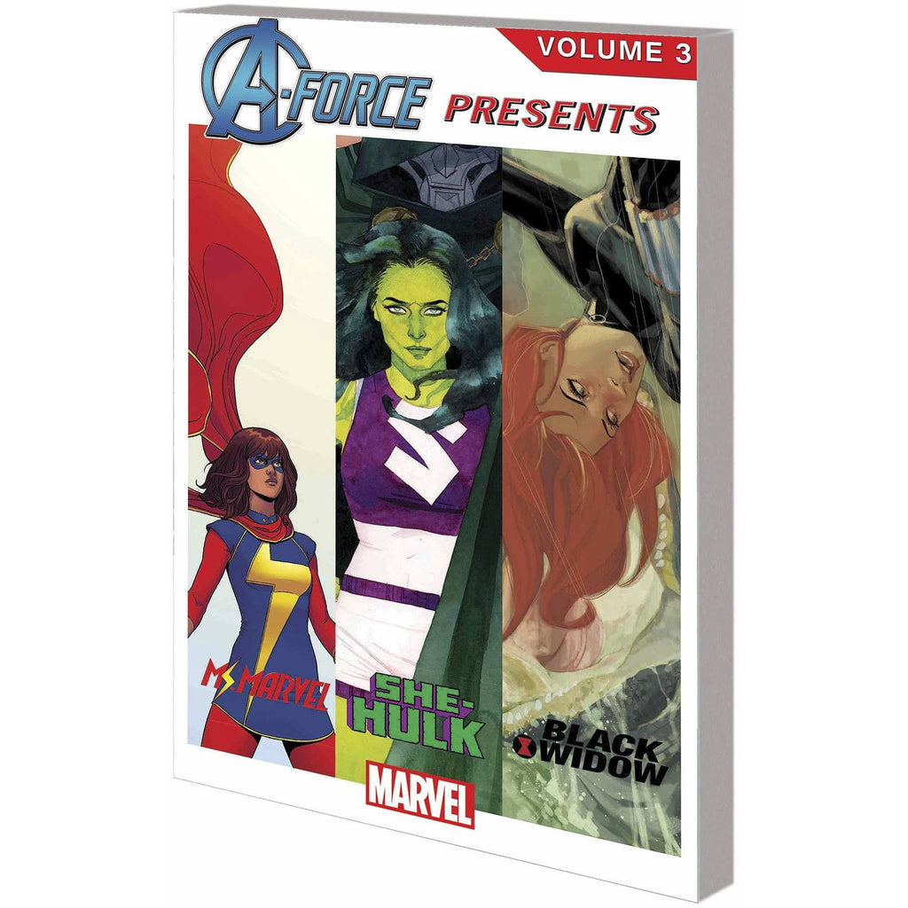 A-Force Presents TP VOL 03