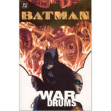 Batman War Drums TP Uncanny!